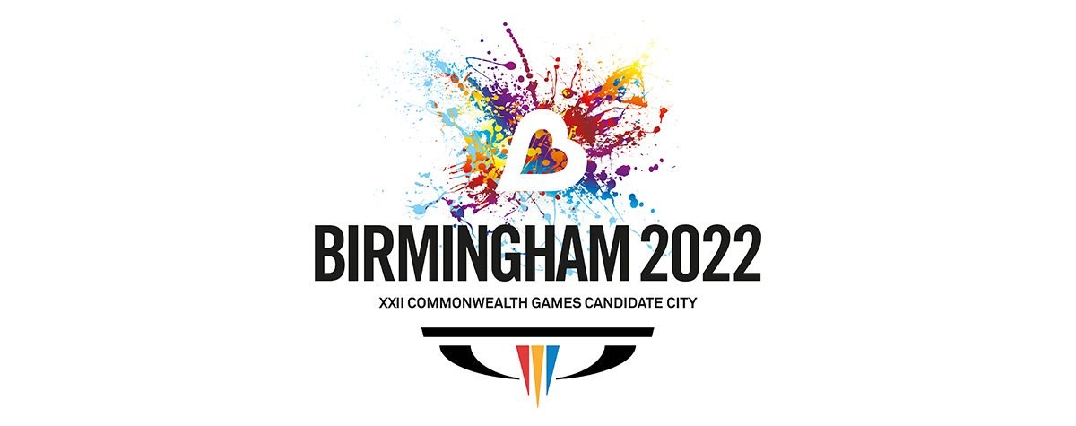 Birmingham 2022 Commonwealth Games Candidate City logo
